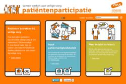 E-zine Patiëntenparticipatie